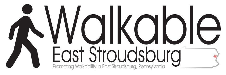 Walkable East Stroudsburg